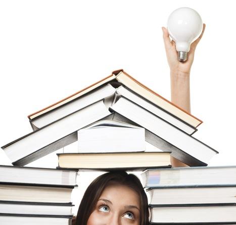 #Libros imprescindibles de #creatividad | Blog de BiblioEteca | Cosas que interesan...a cualquier edad. | Scoop.it