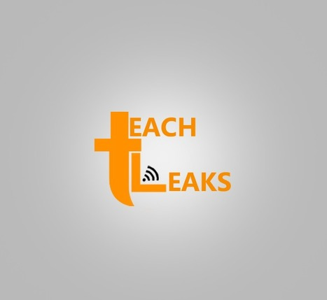 teach leaks | Tuts Point PK | Scoop.it
