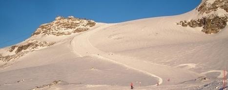 SCI - Cervinia apre il Ventina sul versante italiano | Travel to Italy | Scoop.it