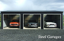 Steel Garage - The Best Way To Protect Your Valuable Goods And Investments | Premiersteel Buildings | Scoop.it