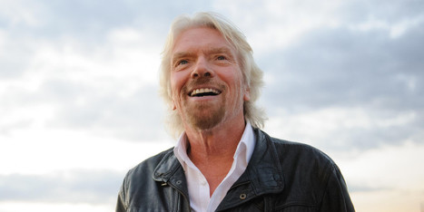 How Storytelling Helped Richard Branson Become a Billionaire | Digital Content Marketing | Scoop.it