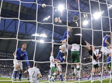 (Video) Italy 2-0 Republic of Ireland: Euro 2012 Highlights ... | Movin' Ahead | Scoop.it