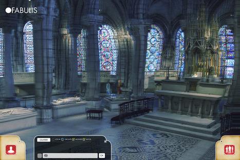 OFabulis, un jeu vidéo sur la légende des monuments | Time to Learn | Scoop.it