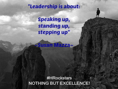 You don't have to be THE Leader to be A Leader @SusanMazza #HRockstars | Life Coaching With Ang | Global HR, Leadership and Talent Trends | Scoop.it