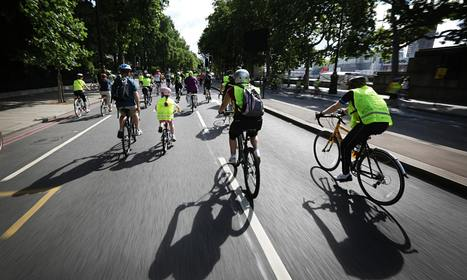 Has cycling finally become a natural part of British city life? - The Guardian | Inclusive Cycling Forum Wales | Scoop.it