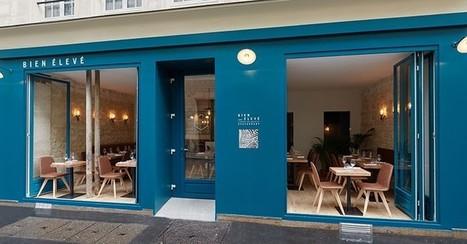 Restaurant Bien élevé, Paris 9 | Gastronomie Française 2.0 | Scoop.it