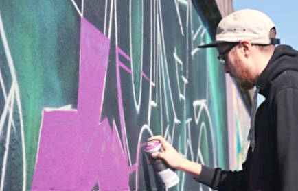 Gash & Roes – Chill Graffiti Session | Rap , RNB , culture urbaine et buzz | Scoop.it