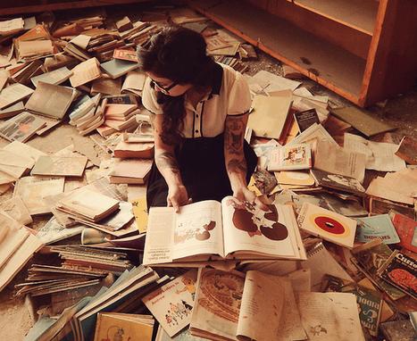 Os efeitos positivos da leitura de romances para o cérebro | Incentivo à Leitura em Bibliotecas Escolares | Scoop.it