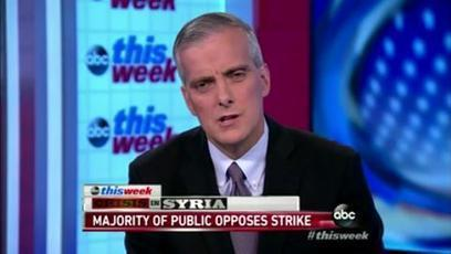 Video: Denis McDonough: 'Outraged' at Ted Cruz's Al Qaeda comments | Syria | Scoop.it