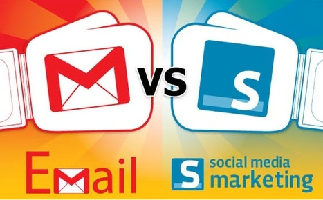 Email Marketing Vs Social Media Marketing - Who Is Your Safe Bet? |Internet and Businesses Online | Internet and Businesses Online | Scoop.it