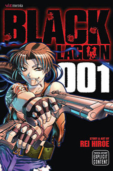 Hiroe: Black Lagoon Manga to Resume in January/February | Anime News | Scoop.it