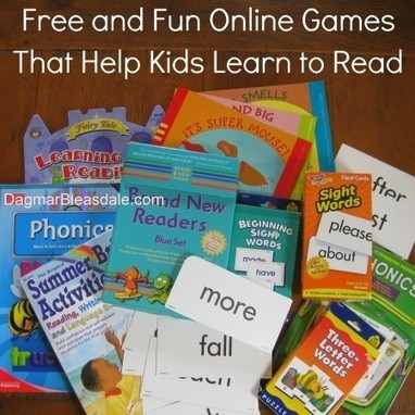 Free and Fun Online Games That Teach Kids to Read | 3KI Language Sites | Scoop.it