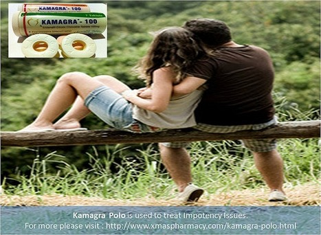 Kamagra Polo leading for progress towards healthy copulation | Health | Scoop.it