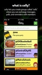 Create Your Own Private Social Network With Celly - AppNewser | Science, Technology and Society | Scoop.it