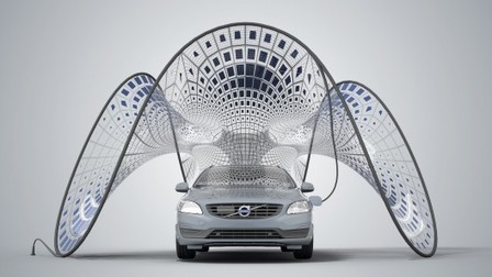 Synthesis Design + Architecture Wins Competition to Design Pavilion for Volvo - ArchDaily | Inspired By Design | Scoop.it