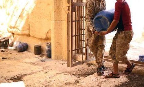 Un 'ejército' de 2.500 funcionarios defiende el patrimonio cultural sirio | Mundo Clásico | Scoop.it