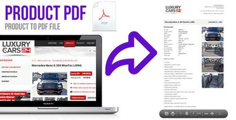 OpenCart Product PDF | wsoftlink2 | Scoop.it