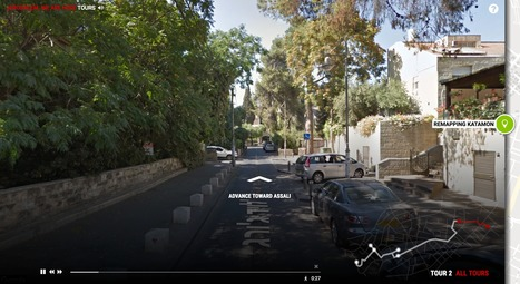 Jerusalem, We Are Here | Interactive & Immersive Journalism | Scoop.it