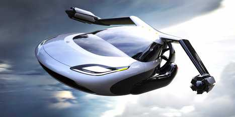 Here's the incredible flying car we've all been waiting for | IV Technology Las Vegas | Scoop.it
