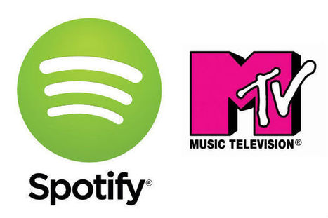 "Spotify is Joining Forces With Viacom, Hopes to ""Bring Back the Music in MTV"" 