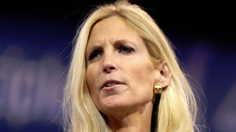 Ann Coulter: Cruel for rich people not to shame poor people for having too much sex | The Raw Story | political sceptic | Scoop.it