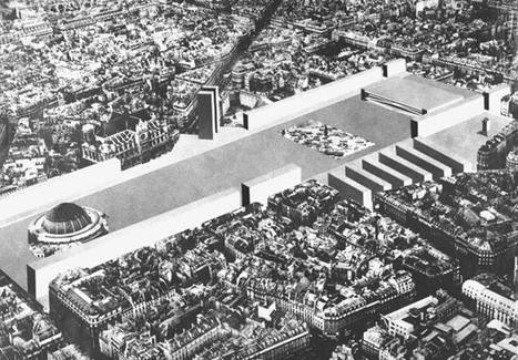 Reinventing MONUMENTALITY: the Competition for the District of Les Halles in Paris | URBANmedias | Scoop.it