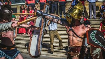 Gran exito de los II Juegos Ibero-Romanos | Cástulo, capital de Oretania | Scoop.it