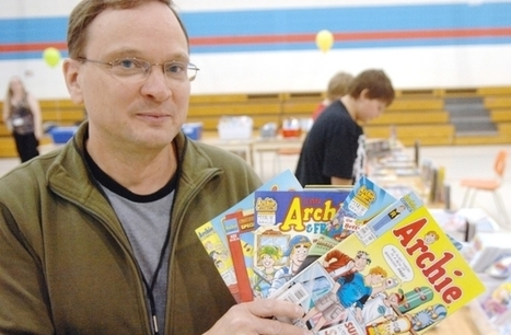 Archie Comics get Regina students hooked on reading - Regina Leader-Post | School Librarian As Building Leader | Scoop.it