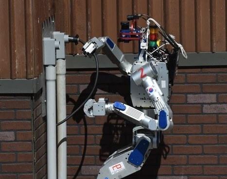 Hubo : le robot sud-coréen plus performant que les humains   Robots & Artificial intelligence   Scoop.it