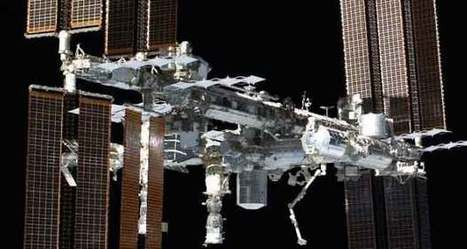 Ubuntu est à bord de la station spatiale internationale ! - GinjFo | UBUNTU | Scoop.it
