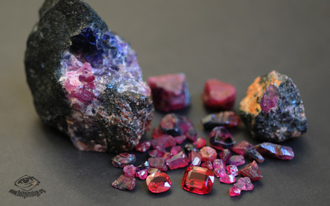 How To Recognize Lab-Created Ruby, Saphire, And Emeralds ~Bellatory.com   Our Earth's Geology, Minerals & Gemstones   Scoop.it