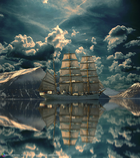 I Am Sailing by Peter From | Reflejos | Scoop.it