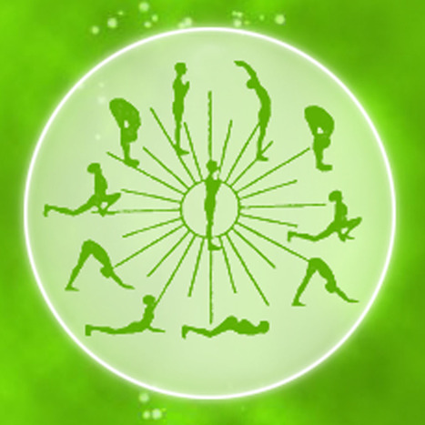 Yoga Sun Salutation App | Web Designing Company | Scoop.it
