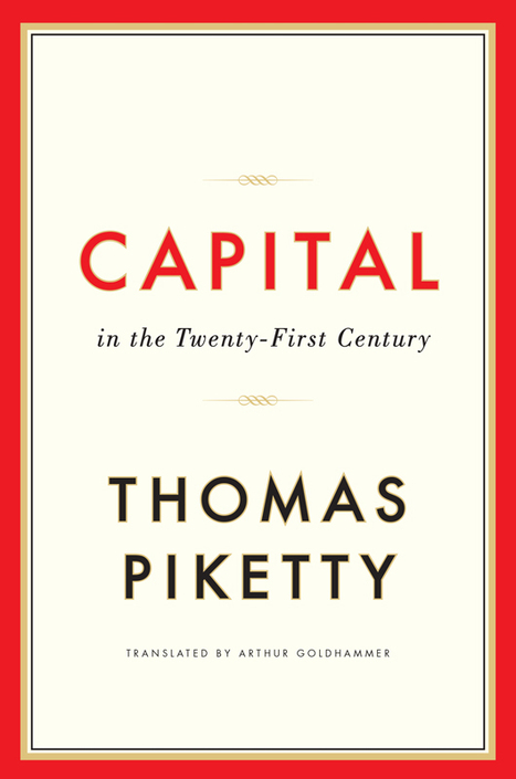 Start reading Capital in the Twenty-First Century and you'll be hooked | Cloud Computing for Human Resources | Scoop.it