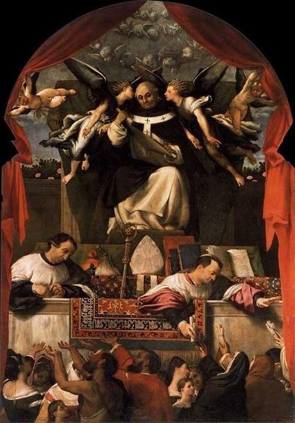 Lorenzo Lotto e l'elemosina di Sant'Antonino | Capire l'arte | Scoop.it