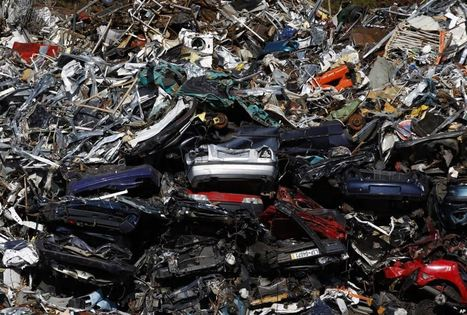 EU Unveils New Recycling Targets, Landfill Ban - Voice of America | Eco-innovation in the EU | Scoop.it