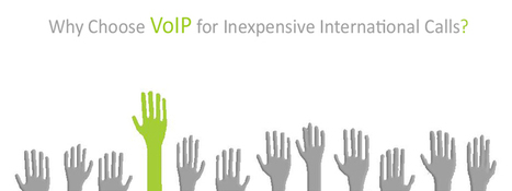 Yello - Blog : Why to choose VoIP to make your next inexpensive international call?   Cheap International Calls - Yello   Scoop.it