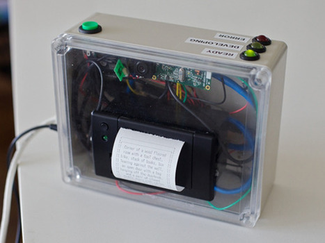 Presenting The First Camera That Describes Pictures For You   cross pond high tech   Scoop.it