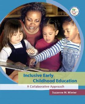 Inclusive Early Childhood Education: A Collaborative Approach (9780130423351) $8.36 | News and information on primary and early childhood education | Scoop.it