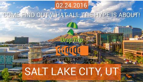 Salt Lake City, UT Event for Entrepreneurs | 1MillionCups.com | DropTrip - Shipping Reimagined | Scoop.it