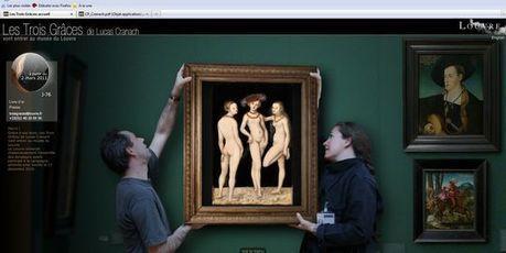 Musées et Toile, les relations vertueuses | Visites culturelles à l'étranger | Scoop.it