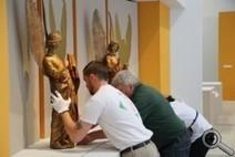 Les anges de Saudemont présentés au Louvre-Lens dès le 27 mai 2015 pour l'exposition « D'or et d'ivoire » | Musée et culture | Scoop.it