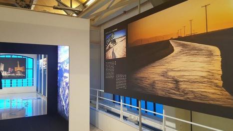 Le Colorado, le fleuve qui n'atteint plus la mer : exposition au Pavillon de l'eau - Carnets de Week-Ends | Paris Culture | Scoop.it