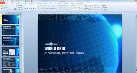 4 Examples of Awesome Professional PowerPoint Templates for Business Presentations | PowerPoint Presentation | Business Presentations | Scoop.it