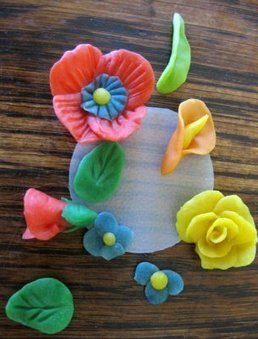 Bread to be Flowers | Learn through Play - pre-K | Scoop.it