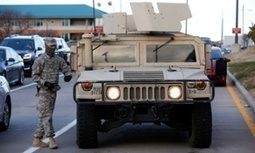 Troops referred to Ferguson protesters as 'enemy forces', emails show | SocialAction2014 | Scoop.it