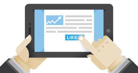Facebook et Twitter améliorent l'impact des publications scientifiques | Un doctorat pour entreprendre | Scoop.it