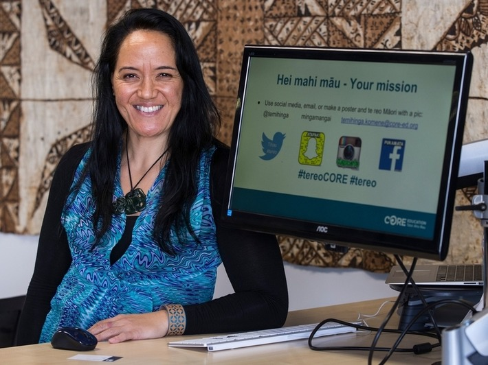 Maori Language Week 2016: Facebook in deal to take native language to modern day | The New Zealand Herald | Kiosque du monde : Océanie | Scoop.it