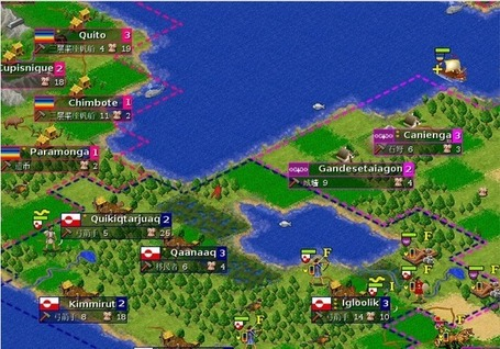 Free and Open Source Civilization Game in HTML5 Browser | Games and education | Scoop.it