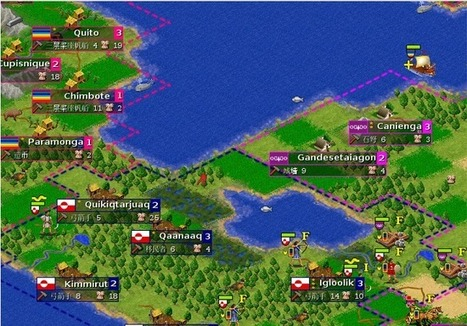 Free and Open Source Civilization Game in HTML5... | Banco de Aulas | Scoop.it